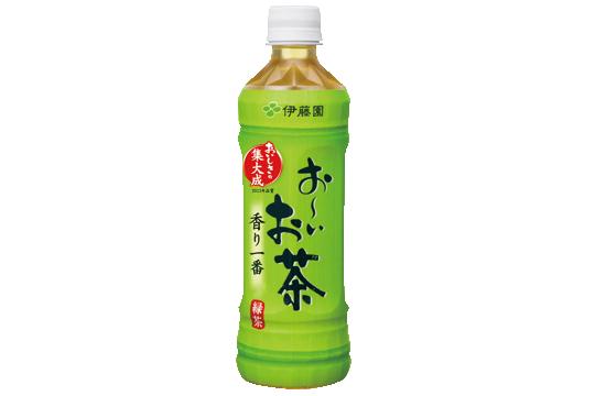お茶(525ml)