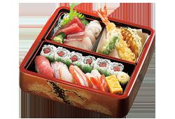 寿司幕の内