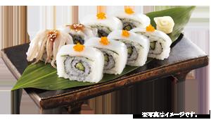 イカの棒寿司