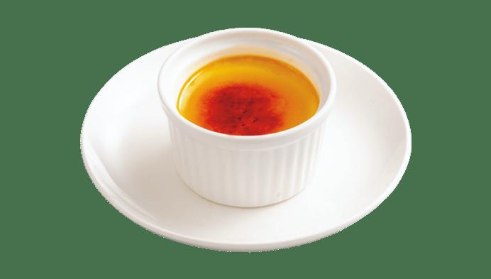 安納芋のブリュレプリン