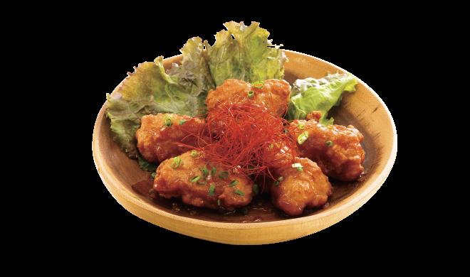 チキン唐揚げ(油淋鶏)